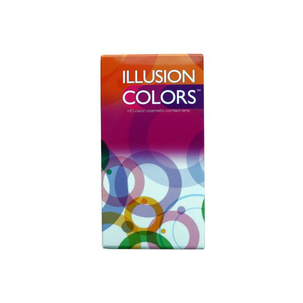 Illusion Colors Shine (2 линзы)